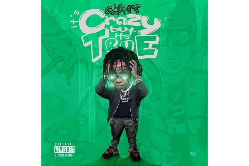 Lil Gotit Crazy But It's True Album Stream gunna lil duke lil keed hoodrich pablo juan yung mal guap tarantino lil co marlo slimelife shawty b slime hip hop trap atlanta trapstar