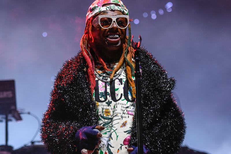 Lil Wayne's 1999 Rhyme Book Is on Sale for $250K USD