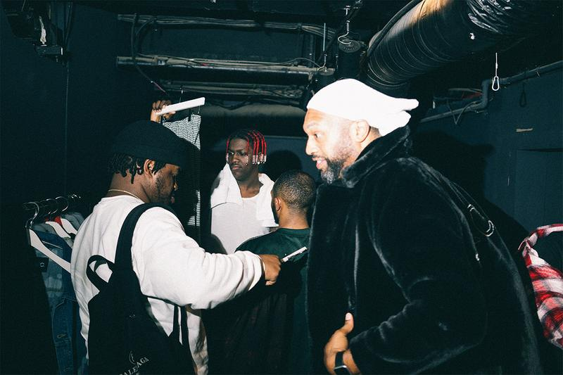 Lil Yachty Seoul Show Backstage & 99%Is Shopping bajo woo bajowoo south korea photography pizza cereal snacks
