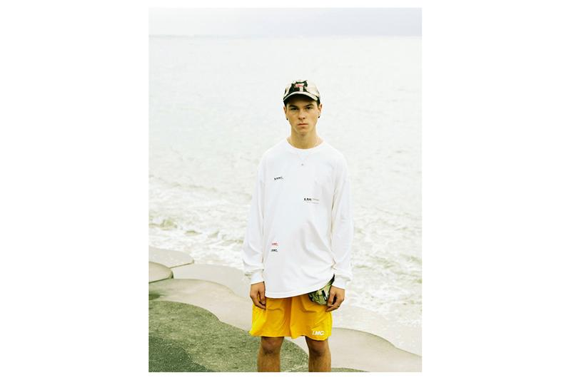 LMC SS19 Spring Summer 2019 Lookbook Collection Drop Lost Management Cities Japanese Okinawa AFTER1201 Photographer Release Information