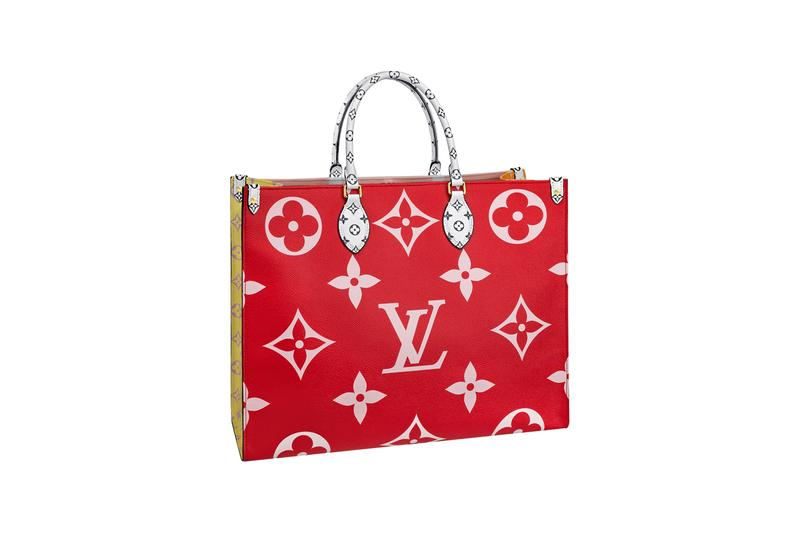 louis vuitton bags summer 2019 collection images pictures pics spring ss19 march buy cost price store colors accessories handbags purses monogram onthego speedy Neverfull Keepall Bumbag