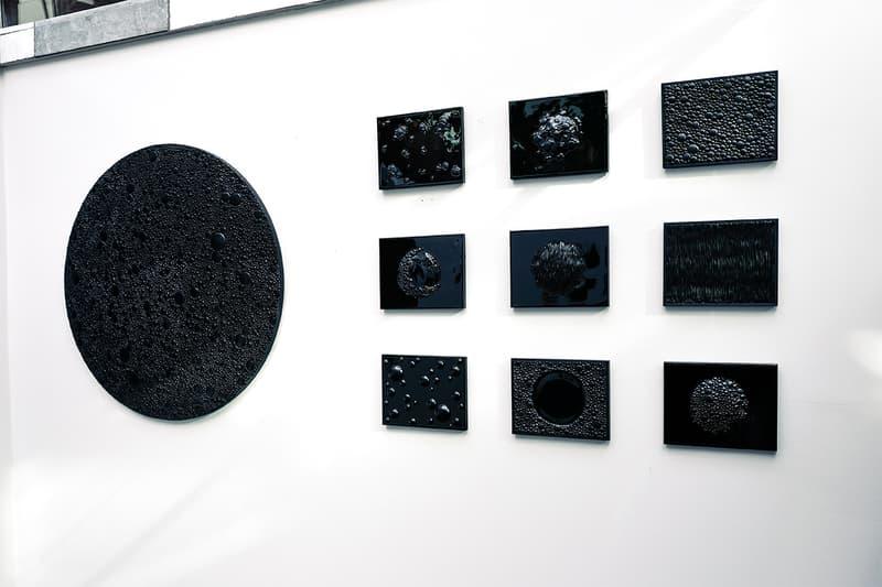 Luna Ikuta Oneness Exhibition Info art sculptures japanese iron daruma soho house west hollywood installation
