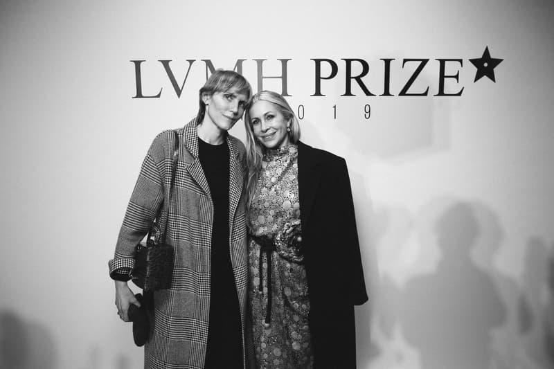 LVMH Prize 2019 Semi-Finals Virgil Abloh Heron Preston