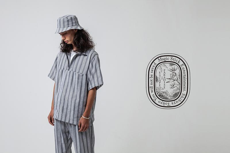MAGIC STICK SS19 Drop 2 Collection Lookbook fashion lookbooks spring/summer 2019