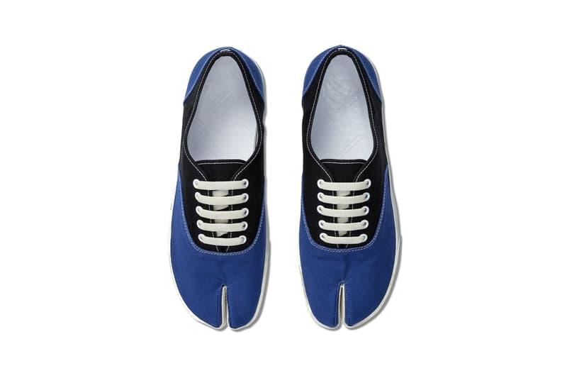 Maison Margiela SS19 Canvas Tabi Skate Sneaker spring summer 2019 colorways release date drop buy info shoe martin