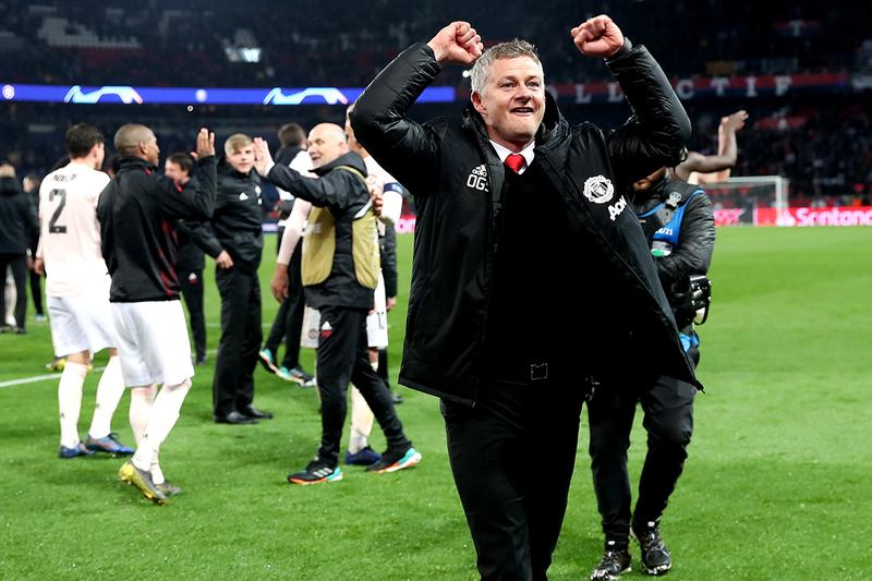 Ole Gunnar Solskjaer Solksjær Manchester United Man U Utd Manager Permanent Contract Premier League Champions Top 4 Details Announcement Successful Win Rate Jose Mourinho Paul Pogba Paris Saint-Germain