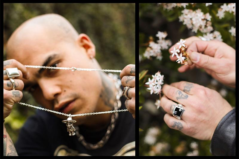 Maple Spring Summer 2019 Lookbook rings necklaces jewelry silver 925 brass Canadian Silver Lake California Cowboy hats accessories