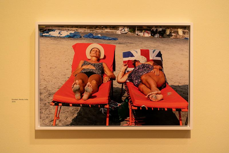 Martin Parr: Only Human London Exhibit Exhibition Gallery Galleries Inside Closer Look British Documentary Photographer Supported Sponsored by Gucci National Portrait Gallery, St Martin's Place, London, WC2H 0HE Brexit