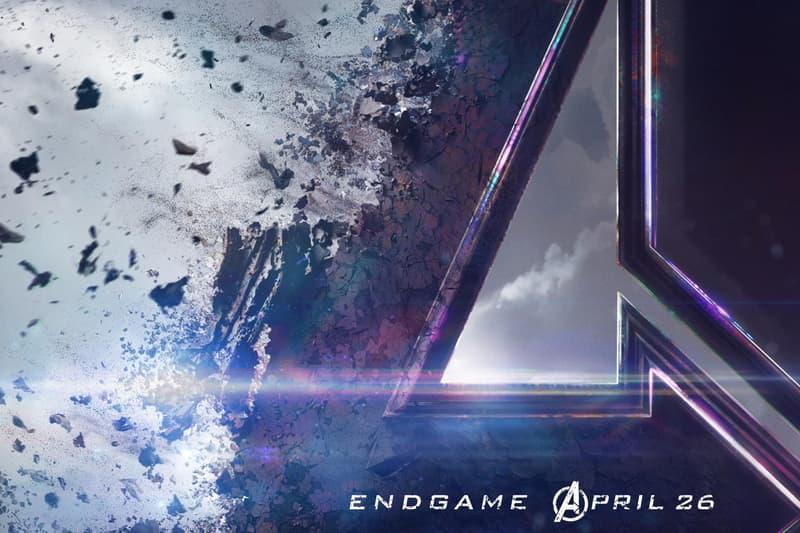 Marvel Avengers Endgame Character Posters Hypebeast
