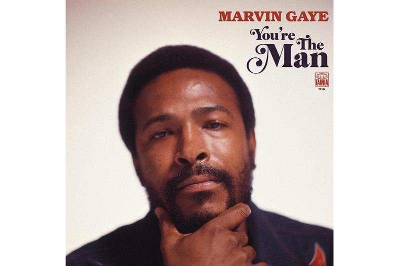 Marvin Gaye Youre The Man Album Stream lost and repackaged remixes UMG recordings 17-tracks salaam remi lp mix alternate mix the price of soul r&b soul funk