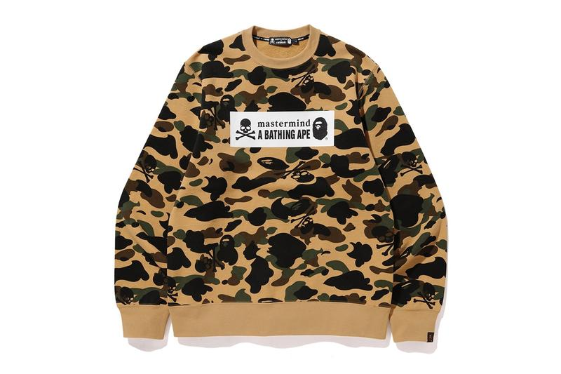 mastermind JAPAN x BAPE SS19 Hong Kong Exclusive Capsule a bathing ape it
