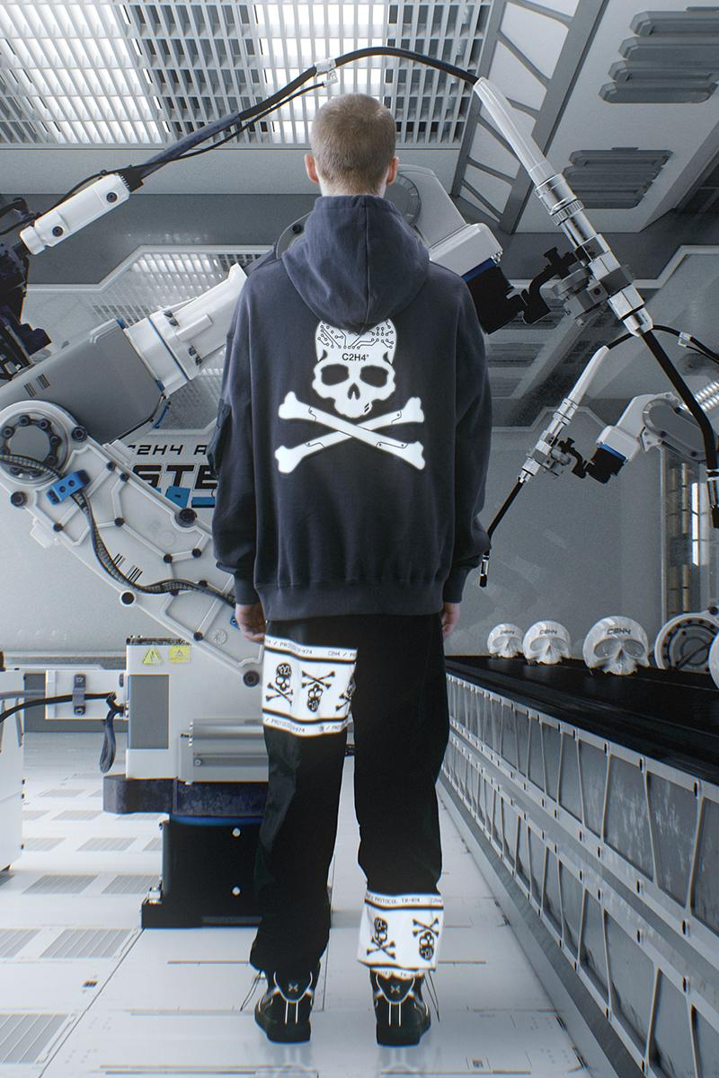 mastermind JAPAN C2H4 TX-074 Collection Lookbook Vol. 1