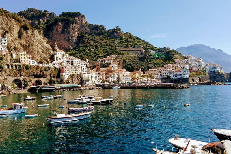 matches fashion com il pellicano hotel group yacht pop up italy italian riviera london