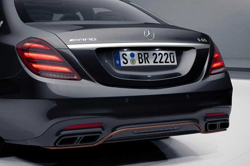 Mercedes AMG S65 S Class Final Edition Release german car engineering driving motorsport
