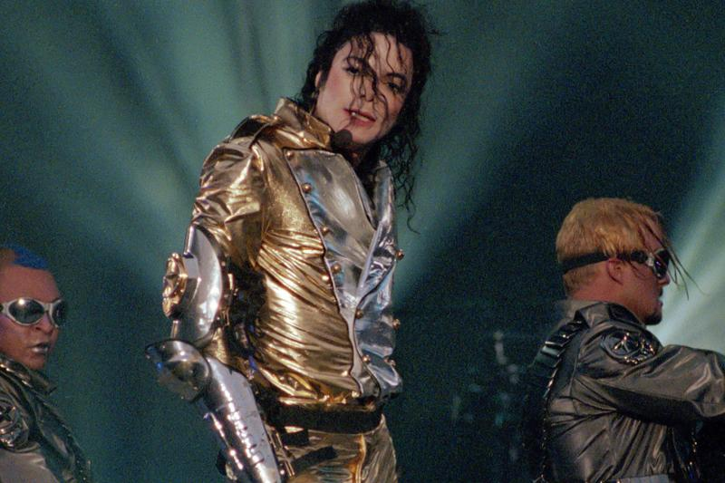 Michael Jackson Estate Concert Footage Release Leaving Neverland Live in Bucharest (The Dangerous Tour) Wembley