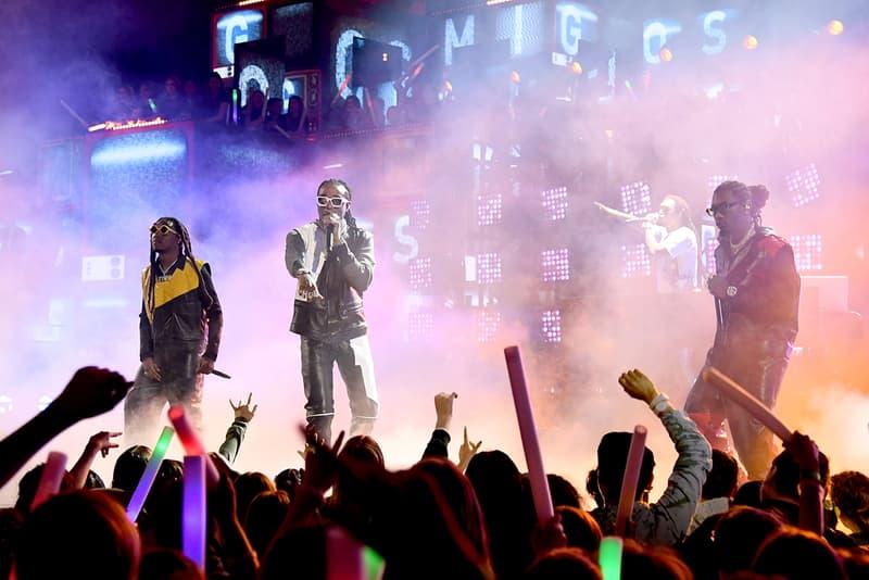 Migos 2019 Kids Choice Awards Performance Video Offset Quavo Takeoff Kidz Bop Version
