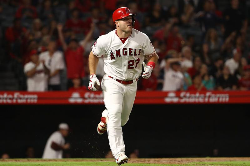 mike trout angels 430 million usd extension deal biggest sports contract in history