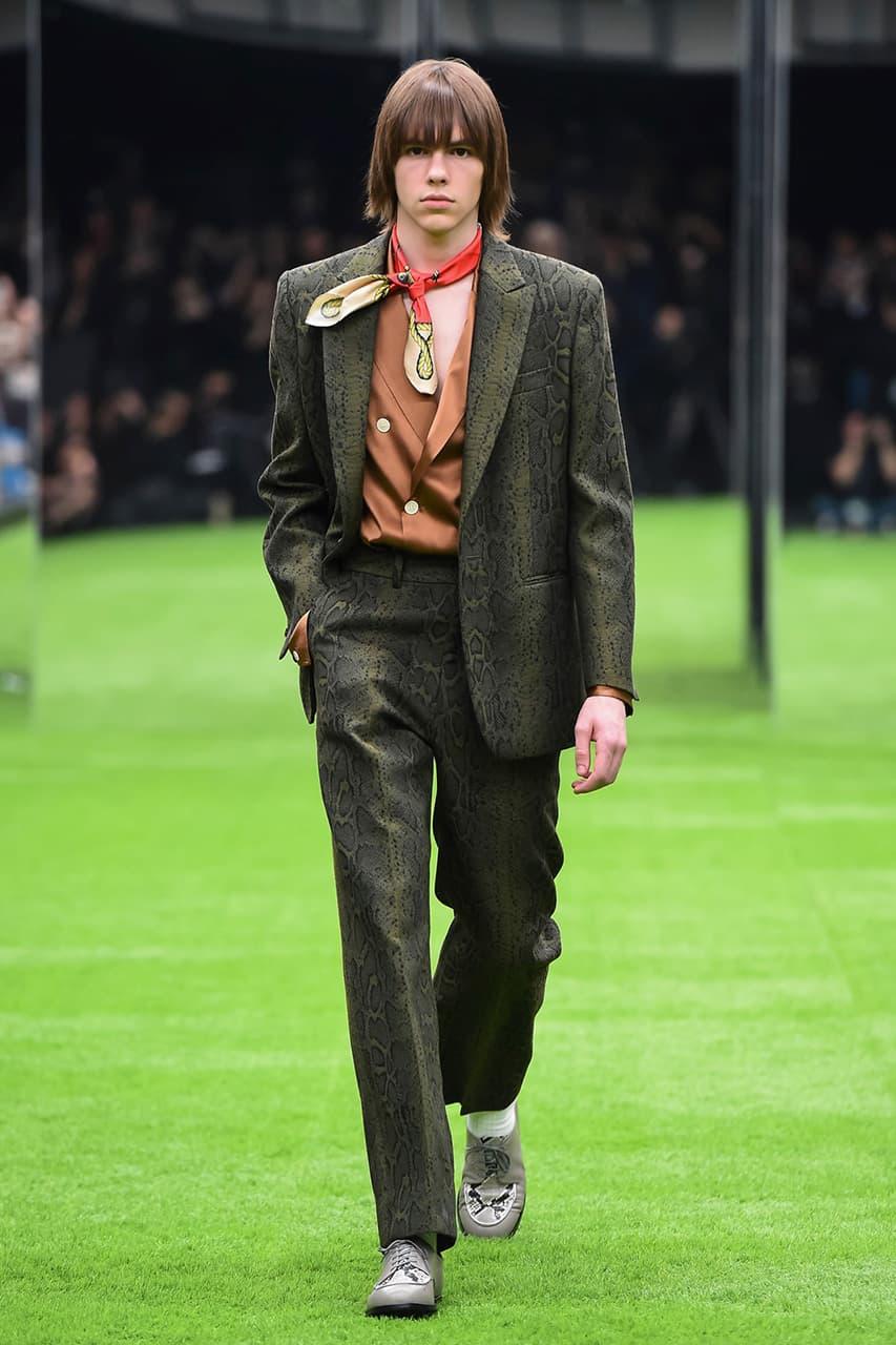 MISTERGENTLEMAN FW19 Nods to British & American Archetypes at Tokyo Fashion Week
