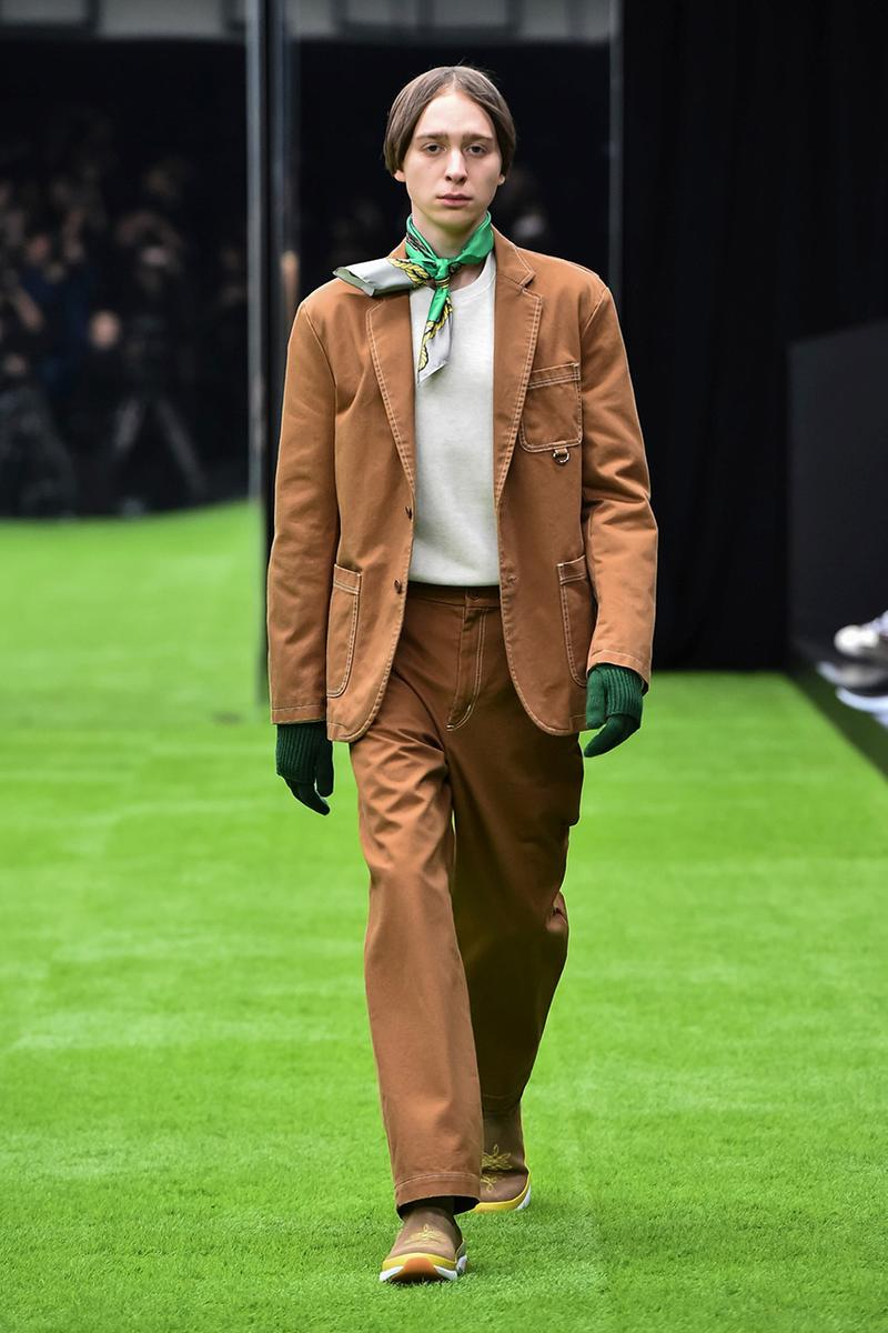 MISTERGENTLEMAN Fall Winter 2019 FW19 Runway Amazon Fashion Week Tokyo Osumi Takeshi Yuichi Yoshii First Look Gallery View Collection Design