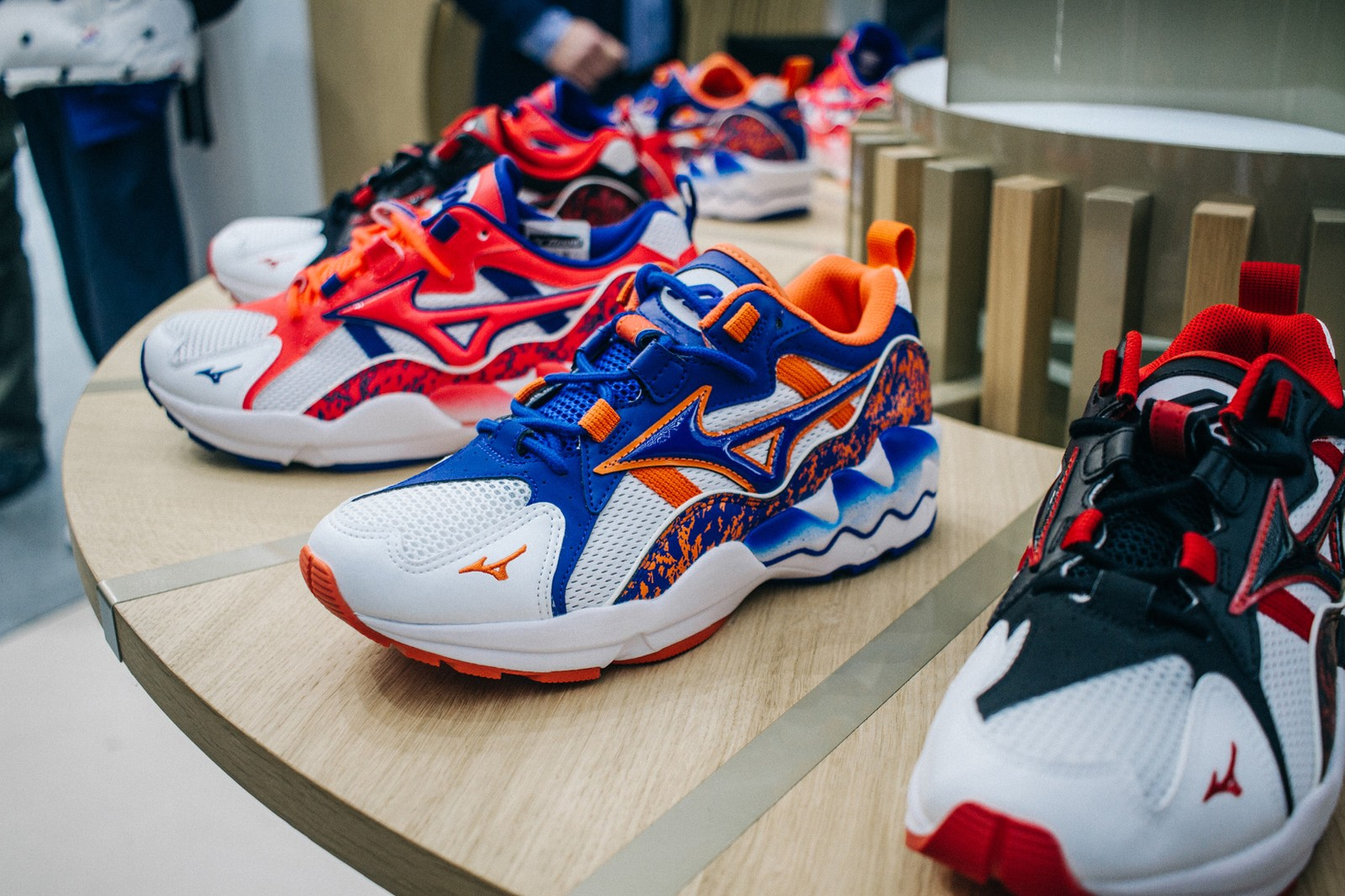Mizuno 90s Athletic Sneaker Collection Launch Paris Shinzo DJ Snake Party Event