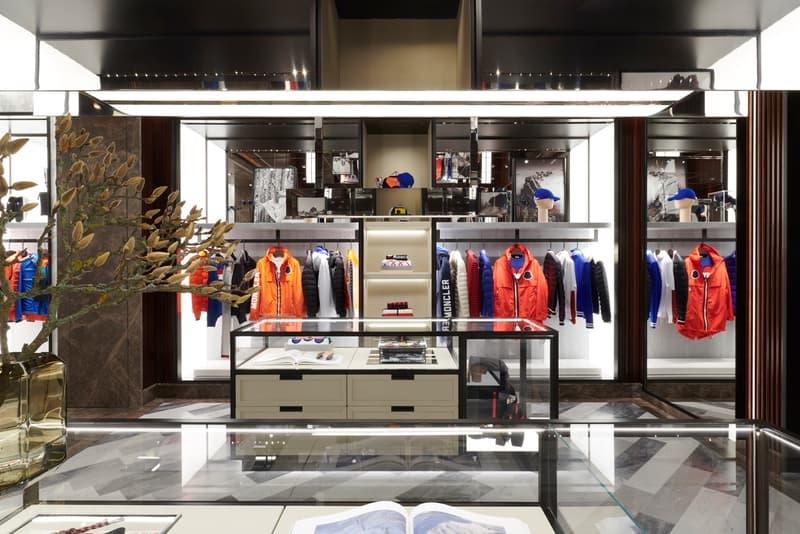 moncler copenhagen flagship store opening denmark ostergade street