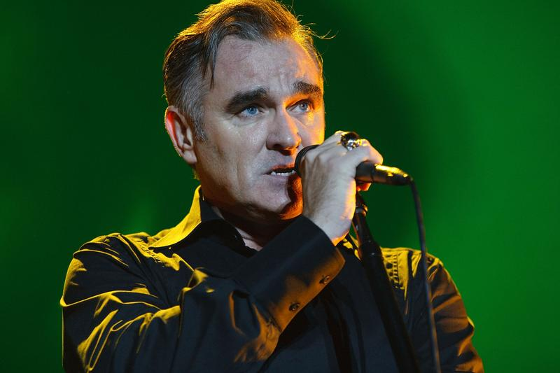 Morrissey Broadway Residency Announcement Smiths