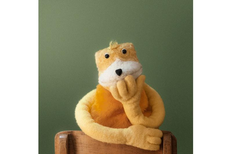 Mr. Oizo 'Rhyme Plat' EP Stream spotify apple music electronic disco french house ed banger records because music electro  spotify apple music