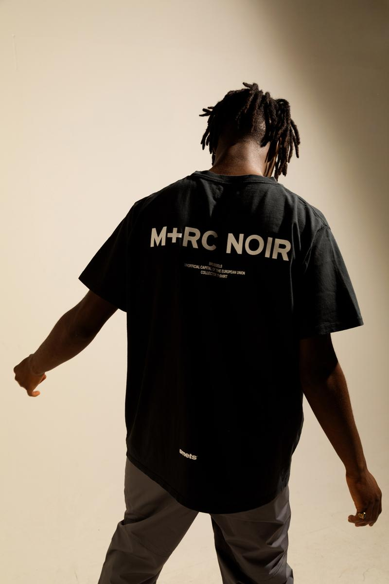m+rc noir mrc france collaboration capsule collection belgium smets retailer department store luxury boutique exclusive release march 14 2019 buy shop store