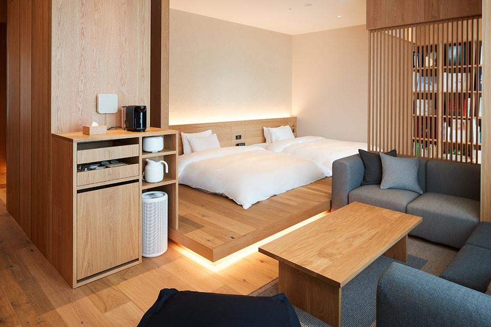 Take a Look Inside MUJI's Upcoming Ginza Hotel