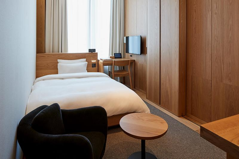 Muji Hotel Ginza Look Inside Launch Details Minimal Japanese aesthetic booking location price details lifestyle price reservations
