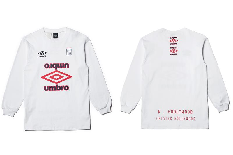 n hoolywood umbro spring summer collection clothing fashion style apparel outerwear jackets