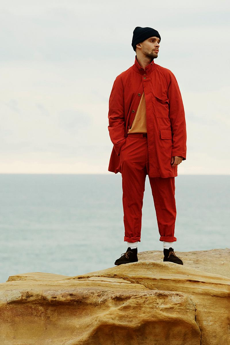 Nanamica Spring/Summer 2019 Lookbook Fashion Clothing Cop Purchase Buy