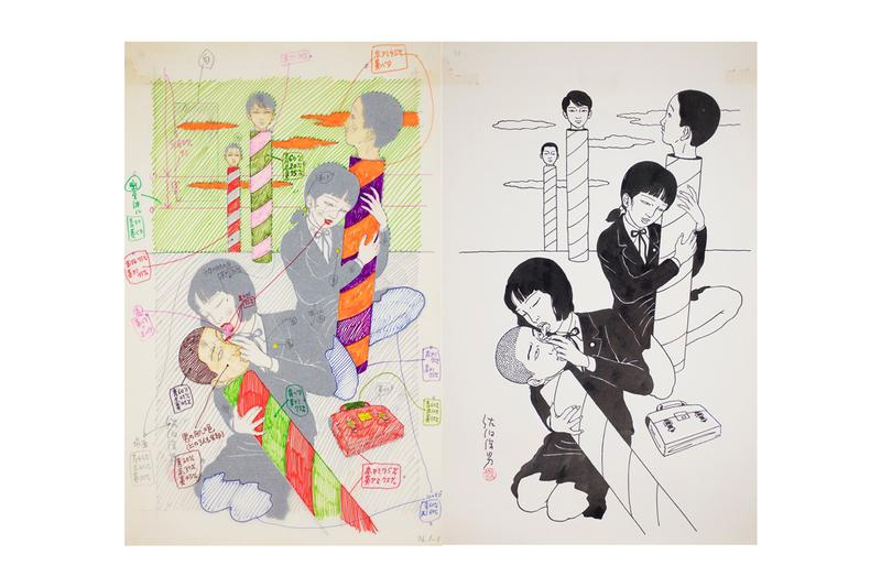 nanzuka art basel hong kong javier calleja erik parker hajime sorayama keiichi tanaami