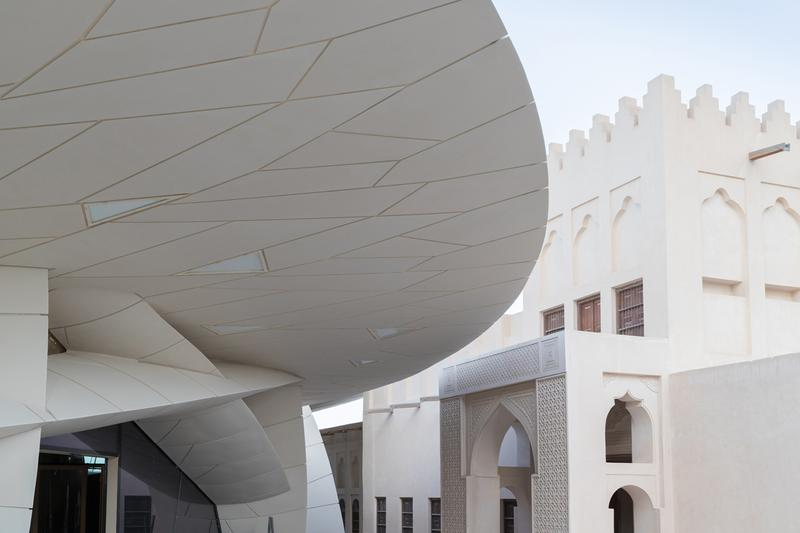 national museum of qatar nmoq doha atelier jean nouvel architect