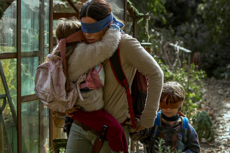 Netflix Bird Box Rail Crash Explosion Scene Real Footage Lac-Mégantic Canadian Town Train Disaster London Nuclear Attack Depiction Drama Quebec Town Mayor Julie Morin House of Commons Motion Ministre de la Culture Nathalie Roy Streaming Service CEO