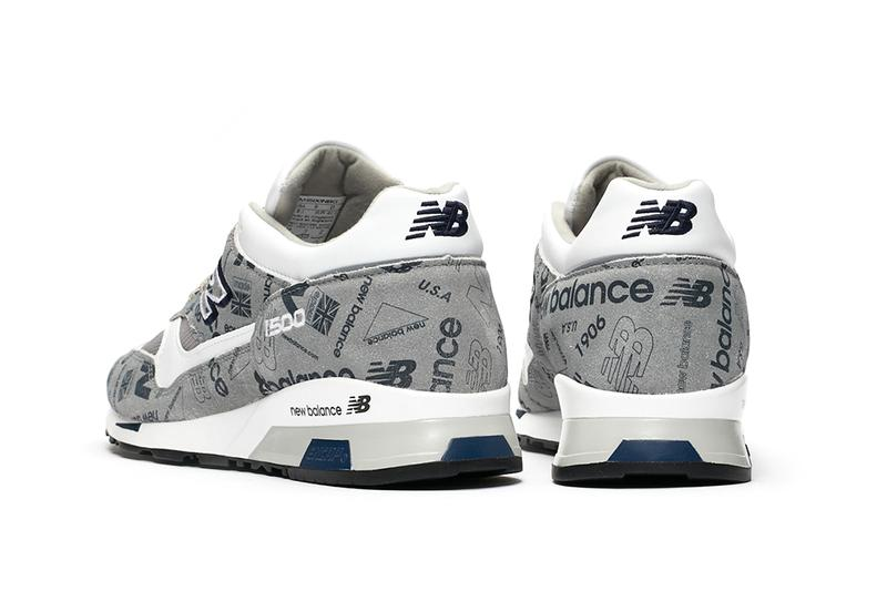 New Balance 1500 Made In England Encap Grey 3M Leather Suede White Logo Pack British Flags Running Sports Heritage Themed Release Date Information Drop Date