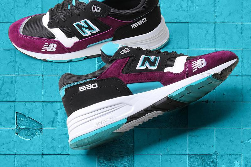 sélection premium 4a5d4 86cc9 New Balance 1530 Purple and Teal Release Info | HYPEBEAST