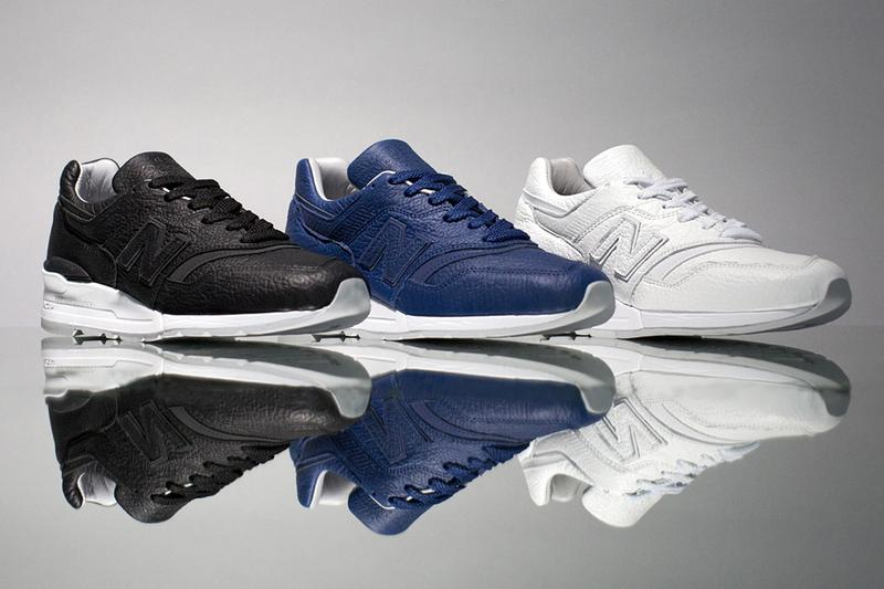 3ae305235 New Balance 997 Bison Capsule Release Info sneakers shoes leather
