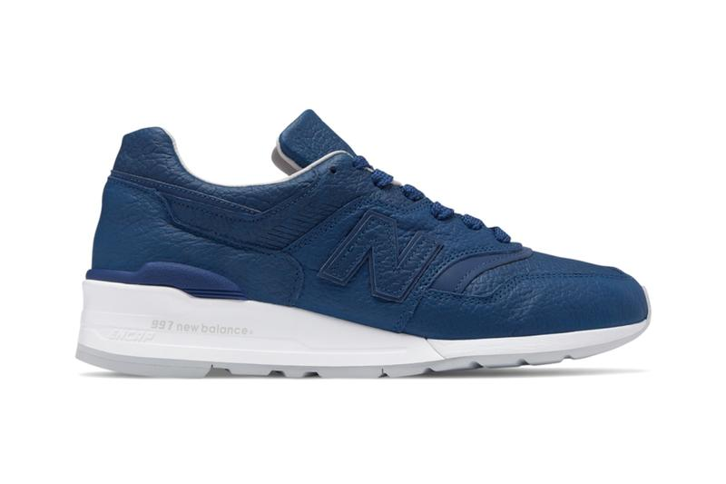 New Balance 997 Bison Capsule Release Info sneakers shoes leather