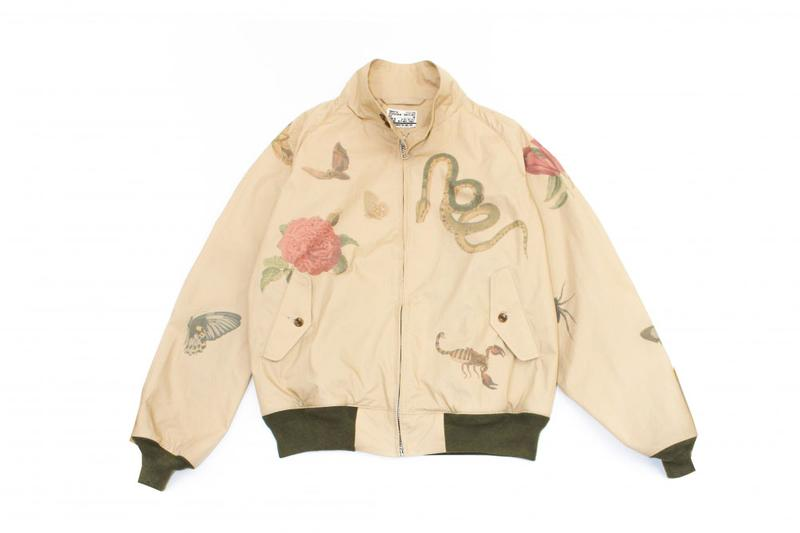 NEXUSVII Channels the Artwork of Émile Gallé in Latest G9 Jacket