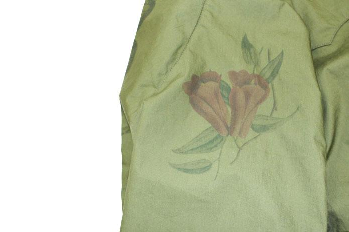 Nexusvii Emile Galle G9 Jacket Release French Artwork  Art Nouveau movement