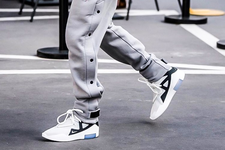 new styles f9f12 a0c85 Jerry Lorenzo Takes a Walk in New Nike Air Fear of God 1 Colorway