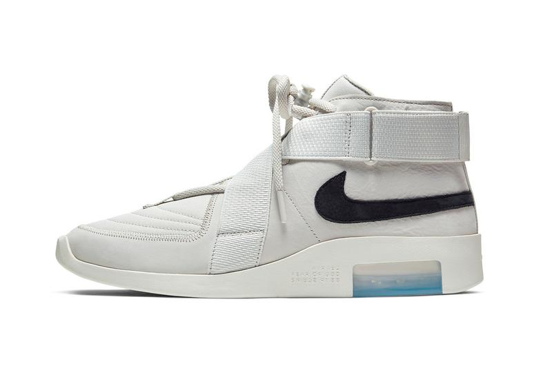 "Nike Air Fear of God 180 ""Light Bone"" Release official images jerry lorenzo fog"