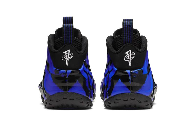 new style 69f5f 93e50 Nike Air Foamposite One Memphis Tigers Release Info Anfernee Penny Hardaway  Tiger Strips Orlando Magic