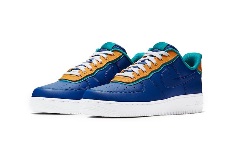 nike air force 1 low indigo force 2019 footwear nike sportswear