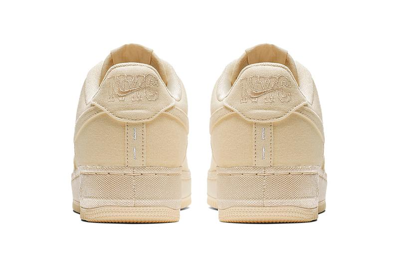 Nike Air Force 1 Low Muslin Desert Ore Release sneakers shoes