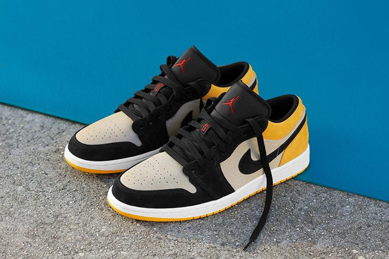 3618365e6d56 Nike Air Jordan 1 Low Spring Summer 2019 SS19 Release Pack Details Drop  Date Information Tan