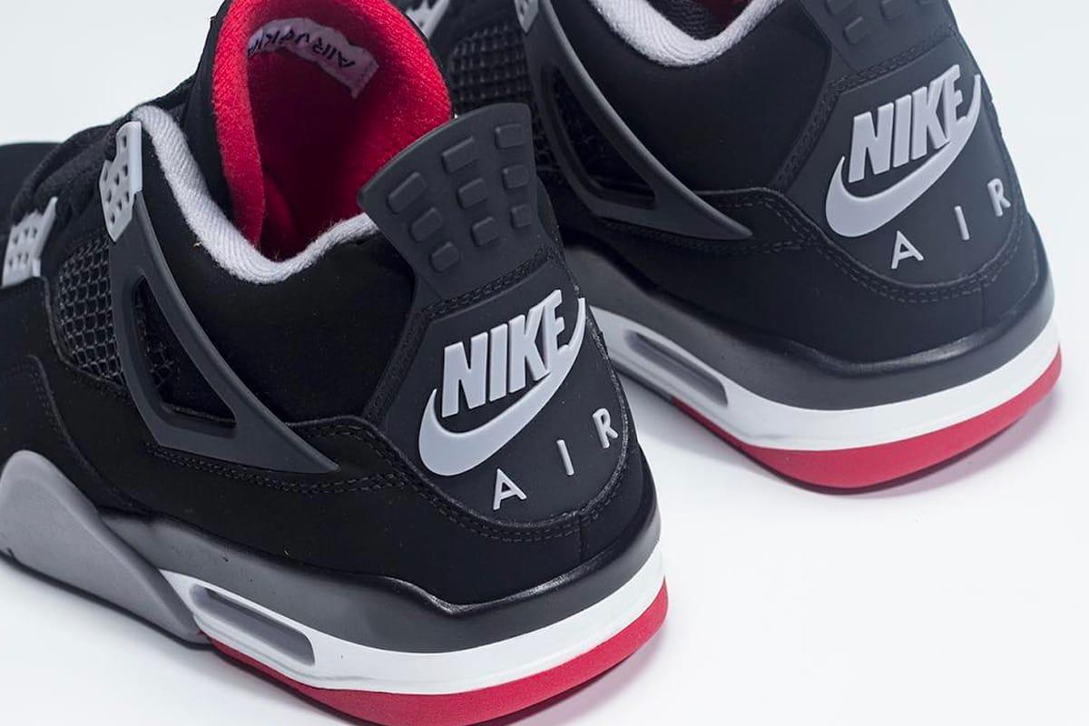 Air Jordan 4 Bred Release Date