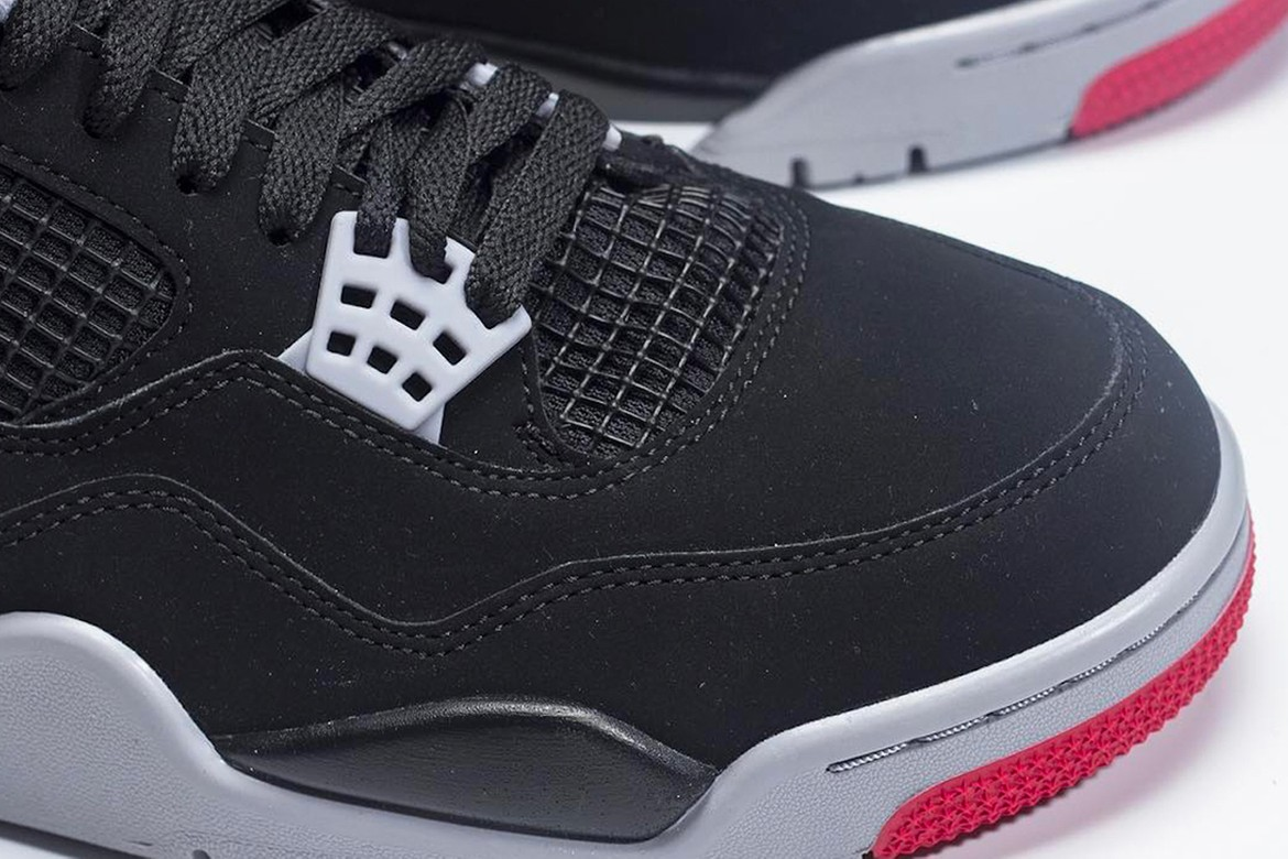 new style d9c21 d0a94 Nike   Jordan Brand Move Up Air Jordan 4 Bred Release Date   HYPEBEAST