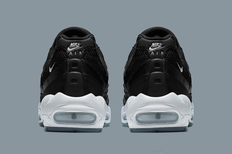 Nike Air Max 95 Essential Black and Grey